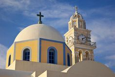 santorini church - Google Search