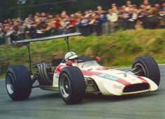 1968 John Surtees (Honda RA301)