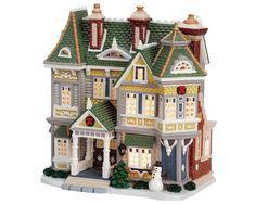 Department 56 Christmas Village, Lemax Christmas Village, Christmas Villages, Christmas Scenes, Christmas Home, Christmas Holidays, Christmas Ideas, Xmas, Holiday Lights