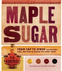 Great Guide to Tapping Maple Syrup + Maple Sugar