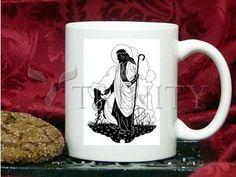 Coffee-Tea Mug (11 oz) - Good Shepherd by D. Paulos   Trinity Stores