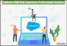 Keep Salesforce updated and optimized at all instances by availing Damco's Salesforce Professional Services. Hire developers on-demand or at flexible engagements. Salesforce Developer, Solution Architect, It Service Provider, Sales Process, Small Company, Professional Services, Project Management, Engagements, Engagement