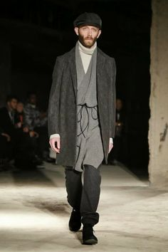 N. Hollywood Fall/Winter 2014 - New York Fashion Week #NYFW | Male Fashion Trends