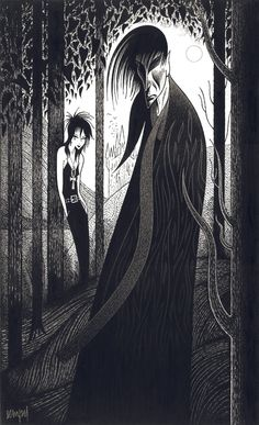Marc Hempel, Sandman & Death. I've read the series before. I'm back for a second go!