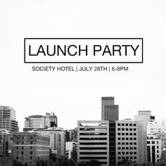 Hey, Portland! You're invited!Join us in celebrating the launch of Laptops & Smalltalk Thursday, July 28th from 6-8pm at the Society Hotel on the rooftop patio!  Enjoy the amazing view of the city with drinks and treats PLUS, an exclusive PDX fashion panel with industry experts and influencers who will be discussing how to be successful in the Portland fashion industry.  We'll start the evening off with a brief introduction to Laptops & Smalltalk followed by a panel discussion beginning at…