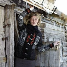 Clothing for Women Stylish Jackets, Rustic Cottage, Cool Style, My Style, Knitting Machine, Girls Sweaters, Life Is Beautiful, Iceland, Norway