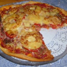 Paras pizza - Kotikokki.net - reseptit