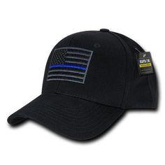 ff17fc49449 Rapdom USA American Flag Tbl Trl Tactical Operator Cotton Baseball Hats Caps