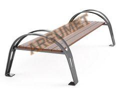 """Металлические парковые скамейки и лавочки, продажа, изготовление стальных парковых скамеек и лавочек в Москве, купить металлическую скамью для парка в ПСК """"АРГУМЕТ"""""""
