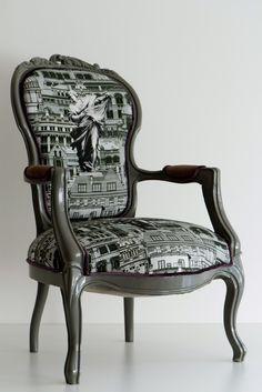 B Chair...So Cool!!!