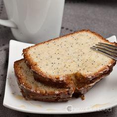 Moist, Buttery Poppy Seed Bread - Chew Out Loud