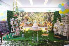 Secret garden, jardim secreto