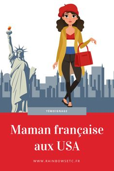 {Maman française aux USA} – Rainbows etc France, Parenting, America, Usa, Blog, Fictional Characters, Big Kids, Blogging, Fantasy Characters