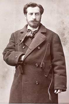 Frederic Auguste Bartholdi. This Day in History: Oct 28, 1886: Statue of Liberty dedicated
