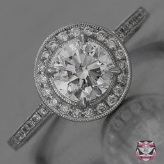 Got a ring just like this❤❤❤ but I ain't getting married!