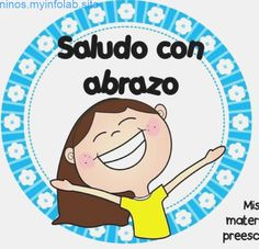 Greetings And Farewells, Best Free Email, Go Math, Teacher Stickers, Elementary Spanish, Spanish Activities, Powerpoint Word, Stickers Online, Diy And Crafts