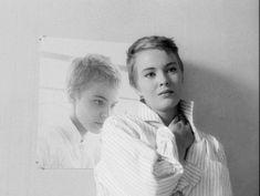 Jean Seberg in Breathless I À bout de souffle (Jean-Luc Godard,...