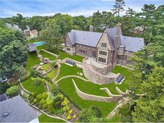 For sale: $950,000. Once in a life time chance to customize this mansion in Lawrence Park West, reminiscent of a fine English country estate. Just bring your clothes & move right in. This  majestic home sits on almost 1.5 Acres of property w/ 8 BR, 6.5 baths & more than 10,000 sq ft of living space. A majestic yet comfortable home perfect for formal or informal entertaining. The architecture &  fully restored  stone work are of the highest caliber.  Walking distance to Bronxville Village…
