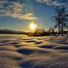 User: perrygreen // Beautiful Norwegian Winter !