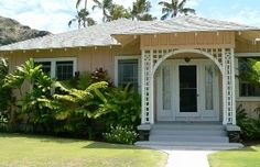 Lanikai Sonrise Cottage - Directly Across the St. from BeachVacation Rental in Lanikai from @homeaway! #vacation #rental #travel #homeaway