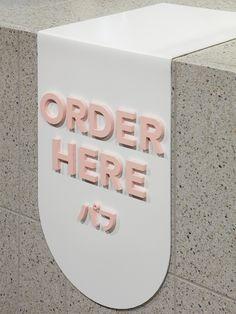 T-A SQUARE Cafe Shop Design, Cafe Interior Design, Bakery Design, Restaurant Design, Store Design, Store Signage, Coffee Shop Signage, Cafe Signage, Restaurant Signage