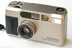 Contax T2の画像拾って来ました。  ほすぃ。    http://www.troeszter.net/ContaxT2.html