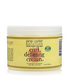 Our award-winning Curl Defining Cream is the very BEST on the market. Available in the 6oz from MCSWellbeing.co.uk.  Composed of shea butter, avocado and jojoba oil, this versatile cream elongates tight curls and defines looser curls without leaving any residue. It adds incredible shine, dries soft to the touch and is perfect for wash-and-wear curls.