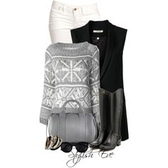 """Alaa."" by stylisheve on Polyvore How to wear boots"