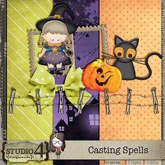 halloween mini, free scrapbook, digit scrapbook, scrapbook goodi, paper pack, printabl paper, freebi kit