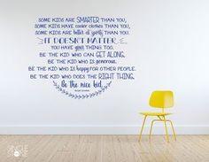 Be The Nice Kid Editable Printable Fourth Grade