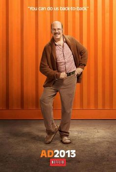 Netflix Releases Arrested Development Season 4 Character Posters :: TV :: News ::  so excited!