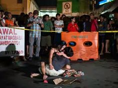 Philippines Local Suspected Drug Users And Dealers Killed On Sight As Ordered   Graphics Photos