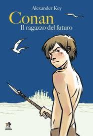 """Conan il ragazzo del futuro (未来少年コナン) è un anime televisivo di 26 episodi nel 1978, diretto da Hayao Miyazaki (con la collaborazione di Keiji Hayakawa e Isao Takahata), adattamento del romanzo di fantascienza per ragazzi """"The Incredible Tide"""" di Alexander Key"""