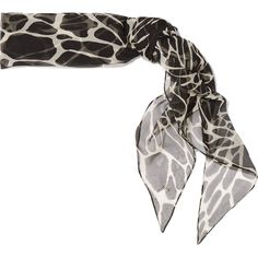 0f7a79519 Designer Clothes, Shoes & Bags for Women   SSENSE. Loop ScarfScarf  WrapGiraffe PrintSilk ...