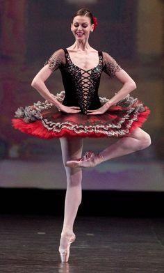 "Anastasia ""Nastya"" Matvienko, ""Don Quixote"", Mariinsky Ballet - Photographer Stas Levshin ♥ www.thewonderfulworldofdance.com #ballet #dance"