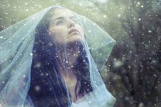 Sparkling veil