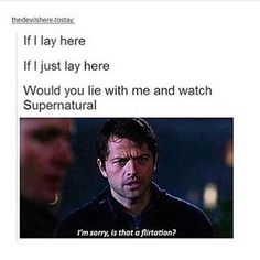 I cannot handle the seriousness on his face... #Supernatural #Castiel