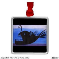Angler Fish Silhouette