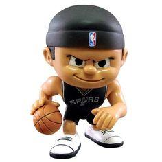 San Antonio Spurs Lil Teammates Vinyl Playmaker Sports Figure (2 3/4 Tall) (Series 2) #SanAntonioSpurs