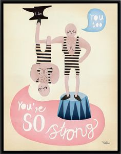 You're So Strong - poster