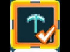 Diamond Flash Axe! It is 320 Wls in Growtopia it break blocks faster!