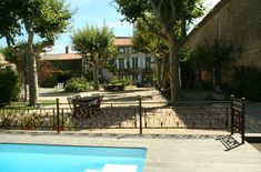 Frankrijk - prachtplek in l'aude erbij! Fijne appartementen, verwarmd zwembad, table d'hotes en veel te zien, te doen en te beleven in de buurt.   http://www.mrsnomad.nl/accommodaties/domein-verwarmd-zwembad-laude-frankrijk/