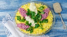 Recipes for March salad lilac Home Recipes, Cooking Recipes, Cute Food, Yummy Food, Iran Food, Bulgarian Recipes, Stuffed Mushrooms, Stuffed Peppers, Mushroom And Onions