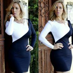 Tem vestido que dispensa legenda, não é!?  ✔www.santollo.com.br  Enviamos para todo Brasil