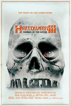a8bca52d6 Halloween III: Season of the Witch (1982) Zombie Movies, Scary Movies,