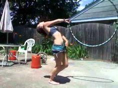 Beats Antique Hoop (2 months of hooping) - YouTube