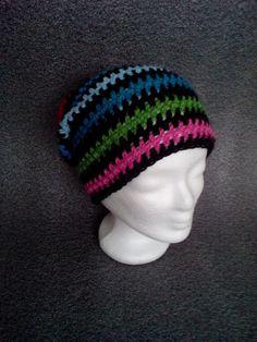 Boshi Frodo Rainbow Crochet Hats, Beanie, Rainbow, Rainbows, Rain Bow, Beanies, Beret