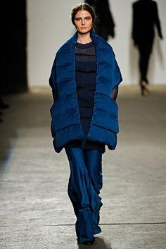 Tess Giberson Fall 2012 Ready-to-Wear Fashion Show