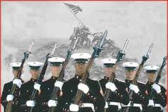 """United States Marine Corps traces its institutional roots to the Continental Marines of the American Revolutionary War.  """"Semper fidelis"""" signifies the dedication & loyalty that individual Marines have for """"Corps & Country"""", even after leaving service. Marines frequently shorten the motto to """"Semper Fi""""."""