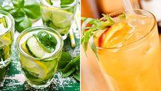 Snygga och alkoholfria drinkar | ELLE mat & vin